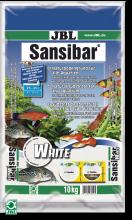JBL Sansibar WHITE - Декоративный грунт для аквариума, белый, мелкий, 10 кг. (JBL6705600)