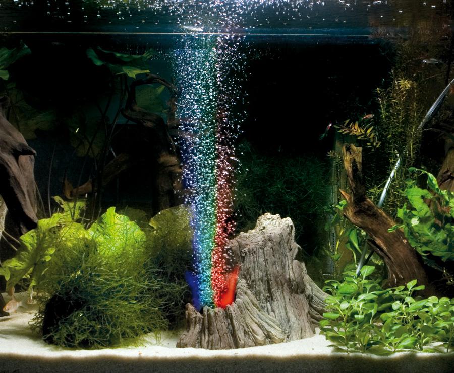 Распылитель воздуха для аквариума своими руками